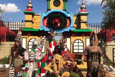 Festa de Natal na Floresta - Andrea Guimarães Party Planner