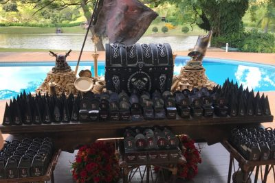 Festa Piratas do Caribe - Andrea Guimarães Party Planner