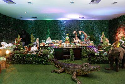 Festa Safari - Andrea Guimarães Party Planner