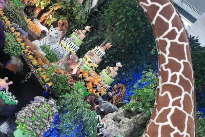 Festa Safari - Trigemeos Enrico, Lucca e Matteo - Andrea Guimarães Party Planner