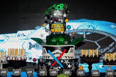 Festa Star Wars - Vitorio Galisteu - Andrea Guimarães Party Planner