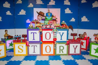Festa Toy Story - Andrea Guimarães Party Planner