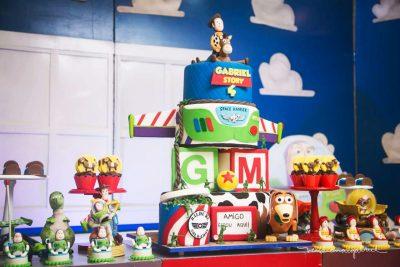 Festa Toy Story - Gabriel - Andrea Guimarães Party Planner