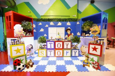 Festa Toy Story - Leo - Andrea Guimarães Party Planner